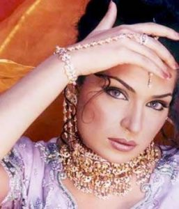 Pakistani Film Actress MEERA in PTV