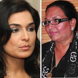 Cold War of Words between Meera G and Sangeeta