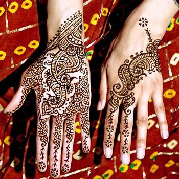 Mehndi on Eid-The gift of Colors from Nature