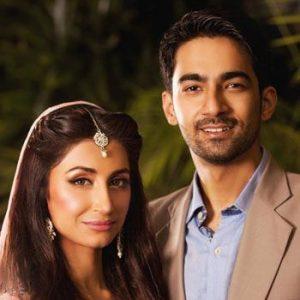 Model Hira Tareen & VJ Ali Safina Got Engaged