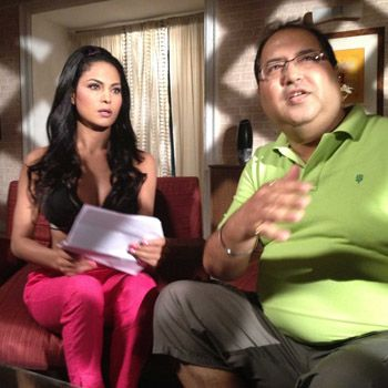 Veena Malik the only Supermodel after Janice Doreen Dickinson