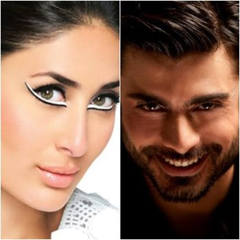 Fawad Khan Opposite Kareen Kapoor