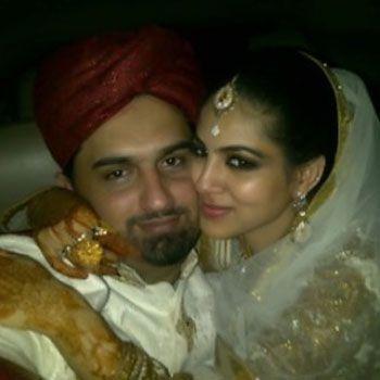 Pop Singer Annie Khalid Ties Knot With Business Man Noureed Khan