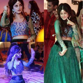 Sajal Ali's Dance Sequence in Chupke Se Bahar Ajaye
