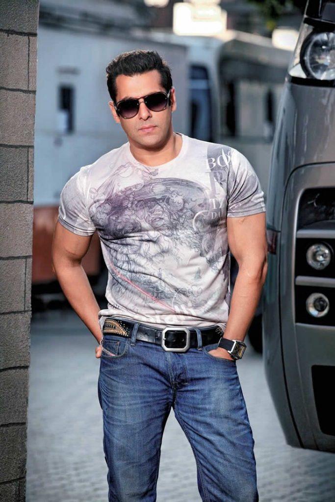 Indian Film Actor Salman Khan Interview
