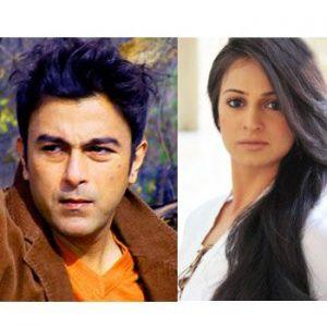 Shaan Convinces Noor For His Film