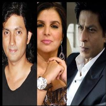 Shah Rukh Khan Onslaughts Farah Khan's Husband