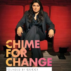 Sharmeen Obaid-Chinoy Premiers First International At CHIME FOR CHANGE