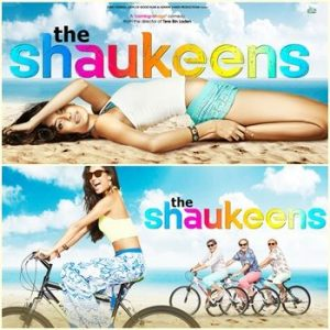 'The Shaukeens' Movie Review