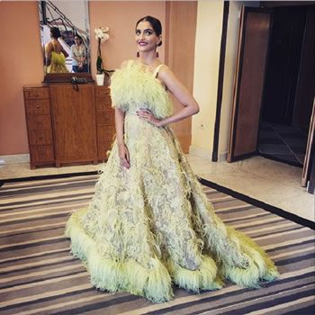 Sonam Kapoor Failed to get Attention this Cannes