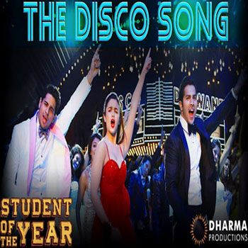Student of The Year Recreates Peppy Disco By Nazia Hasan