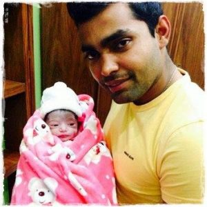 Umar Akmal Entered into Fatherhood