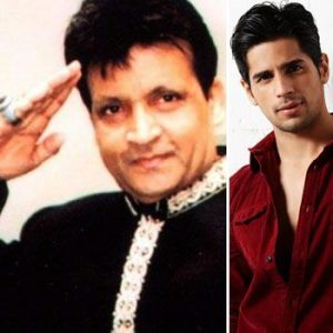 """Umar Sharif Plays are Huge """"Inspiration"""" for Actor Siddharth"""