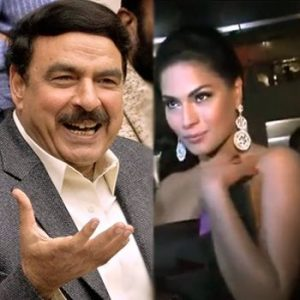 Veena Malik Called On Pakistani Politician Not To Issue Any Statements