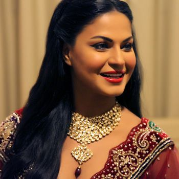 Veena Malik Rocks On The Launch Of Drama Queen