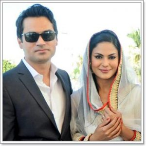 Actress Veena Malik Sentenced to 26 Years in Prison