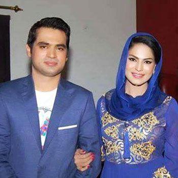 Veena Malik Press Conference in Lahore