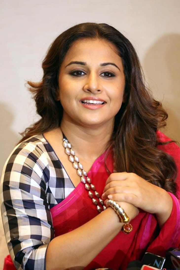 Vidya Balan is not a Social Media Addict