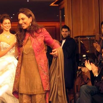 Nilofer Shahid Pakistani Designer Couture , Bridal Dresses, Formal Wear