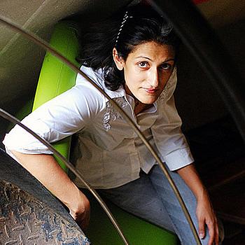 Sadaf Malaterre - Pakistani Fashion Designer