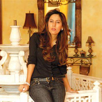 Sobia Nazir Pakistani Fashion Designer