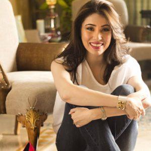 Sanam Chaudhri - Pakistani Fashion Designer Sanam Chaudhri, Designer Sanam Chaudhri