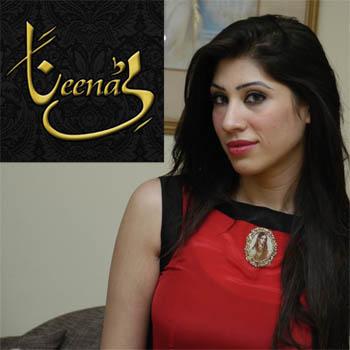 Teena By Hina Butt, Pakistani Designer Brand Teena By Hina Butt