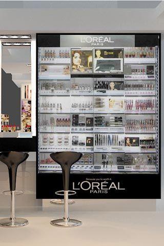 Launch of L'Oréal Paris Makeup Studio, L'Oréal Paris Studio in Karachi