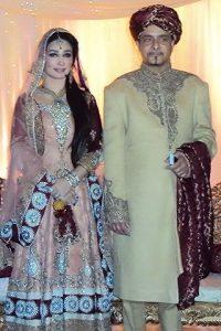 Reema Khan's Wedding Ceremony, Pakistani Filmstar Reema Khan