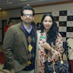 Saad and Maheen Kardar at V Lawn 2011 Exhibition