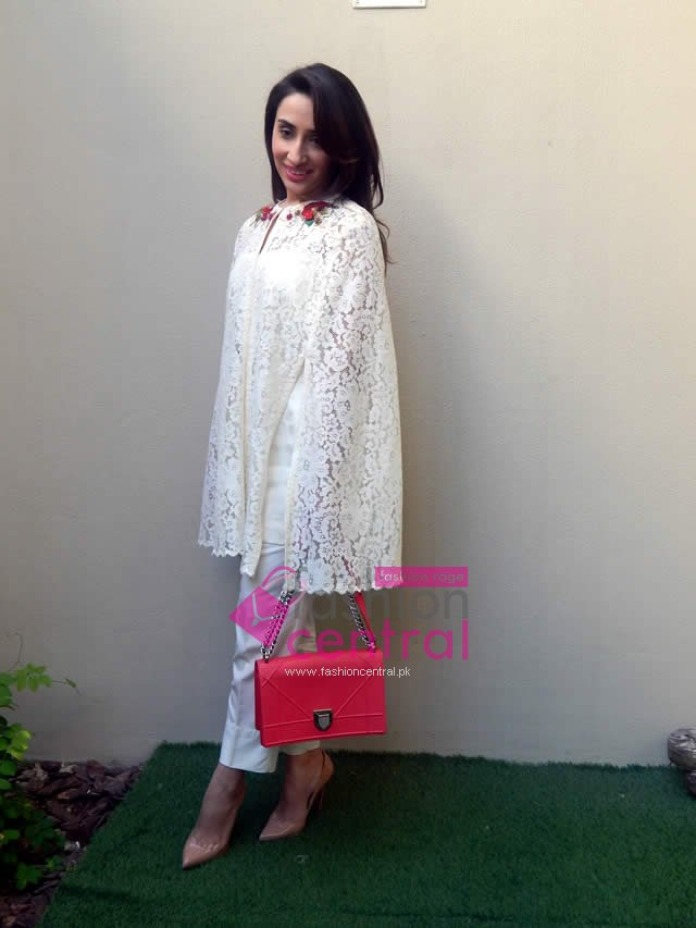 Zehra Saleem Trunk Show at Carnival Fashion House