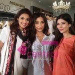Amna Illyas, Hira Tareen & Anam Malik