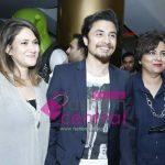 Premier of Khoobsurat in Super Cinema Vogue Towers Lahore