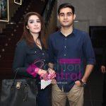 Ayesha Gillani and Adeel Asghar