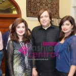 Ayesha Sana, Tony and Rachel