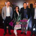 Adeel Hashmi, Sultana Siddiqui, Nasir Khan and Rizwan Saeed