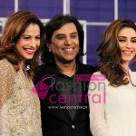 Cybil, Asimyar and Iman Ali