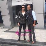 Fahad Mustafa with Anjum Shahzad
