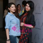 Kiran Butt and Laiba Moin