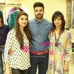 Maha Karim, Ahsan Saeed and Sana Saeed