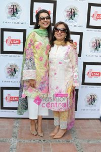 Launch of Farah Talib Aziz Mid-Summer Collection