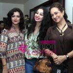 Maria Wasti, Rubya Chaudhri & Bushra Ansari