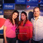 Mariam, Rida & Saad Kureshi