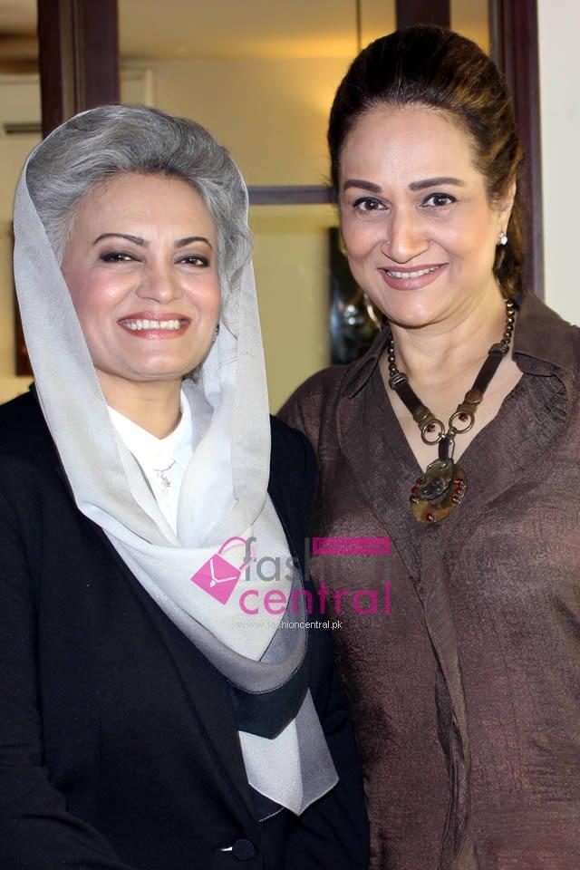 Masarrat Misbah Celebrates her Makeup Line