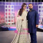 Mehreen Syed and Faraz Manan