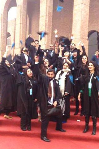 Pakistan Institute Of Fashion Design First Convocation