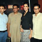 Celebrities at Main Hoon Shahid Afridi Lahore Premiere