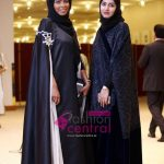 Qatari Designer Mjay with Khadija from jo Lamode