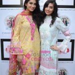 Rubab Ali and Zara Peerzada