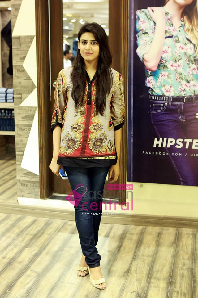 Launch of 'Hipster' Flagship Store in DHA, Lahore